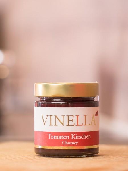 Tomate Kirsch Chutney