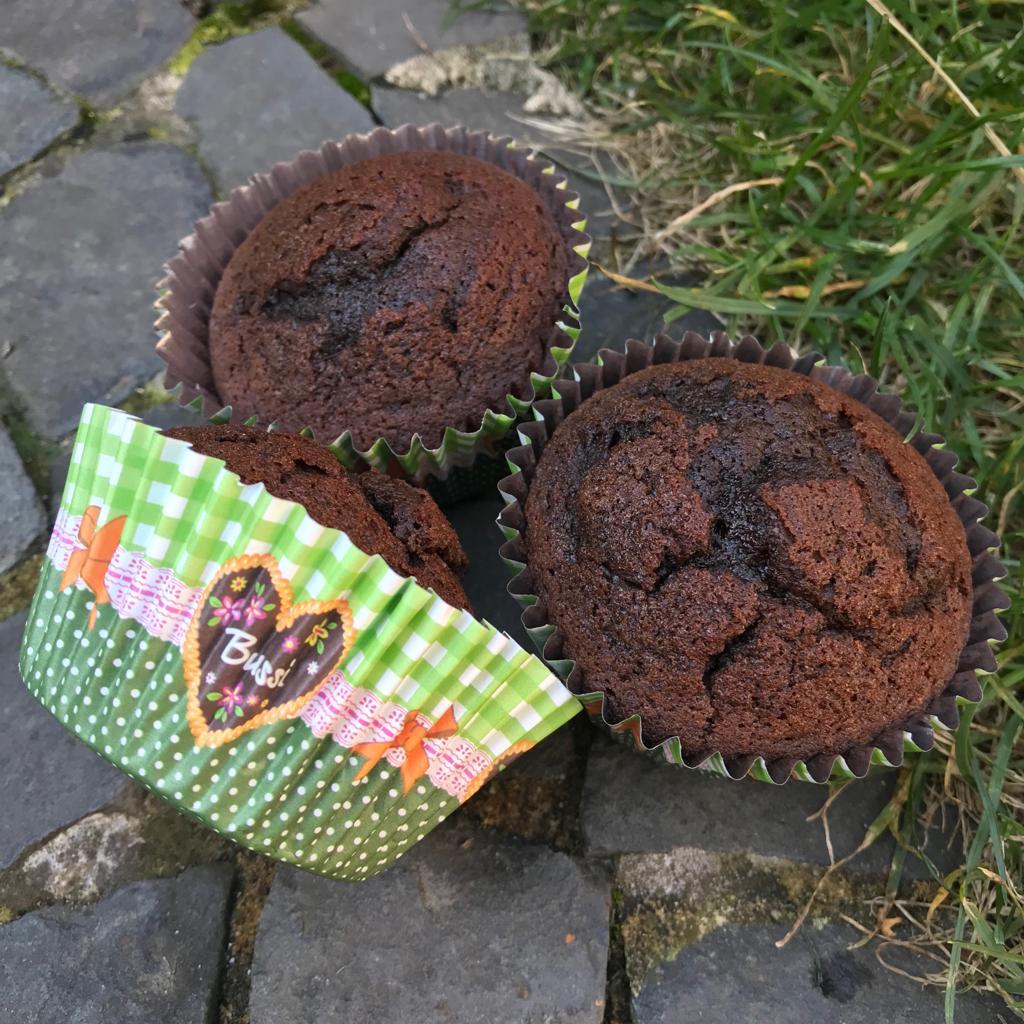Bier-Schoko-Muffins