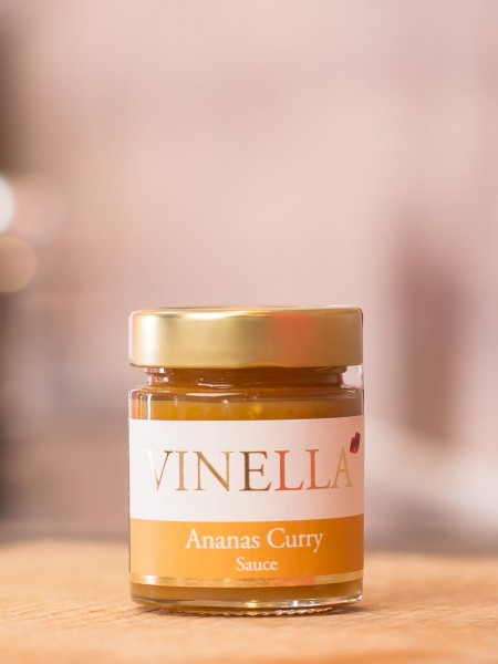 Ananas Curry Sauce