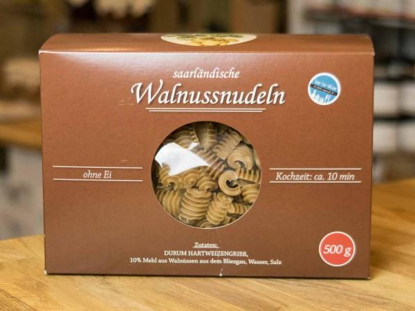 Saarländische Walnussnudeln