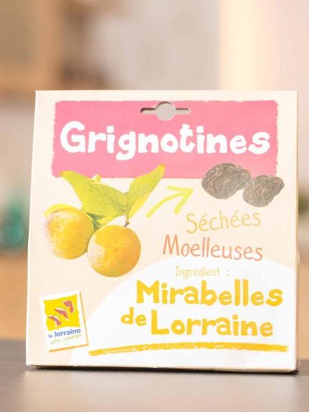 Getrocknete Mirabellen Grignotines