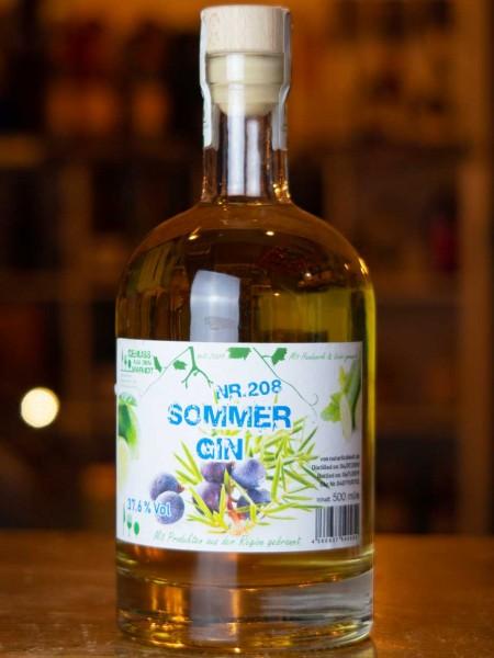 Sommer Gin aus dem Warndt