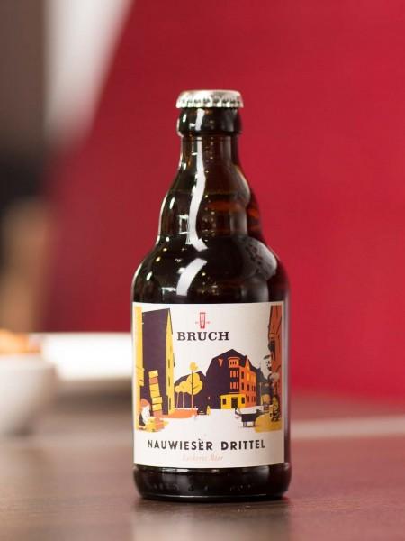 Nauwieser Drittel Bruch Bier