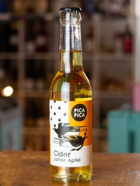 Pica Pica saarländischer Cider herb - satter Apfel