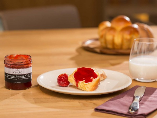 Erdbeere Vanille Aufstrich