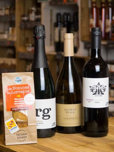 Wein & Aperitif Set
