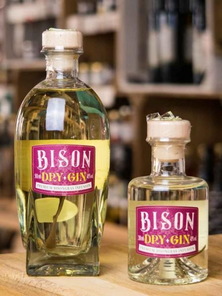 Bison Dry Gin - Saar Distillery