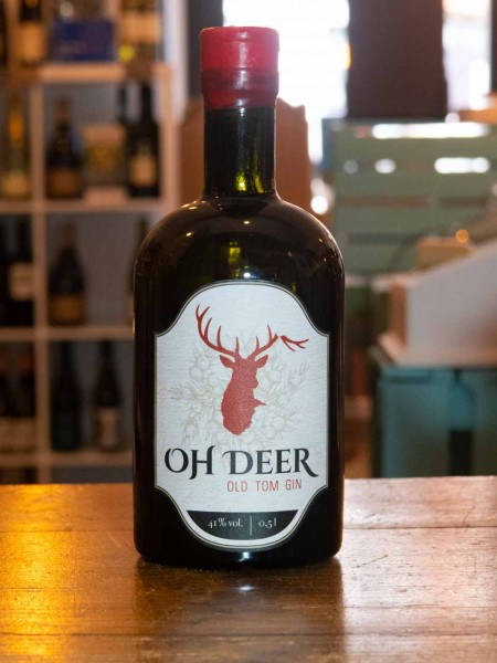 Oh Deer Old Tom Gin aus Saarbrücken