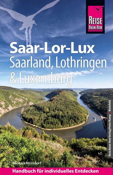 Reise Know-How Saar-Lor-Lux - Reiseführer