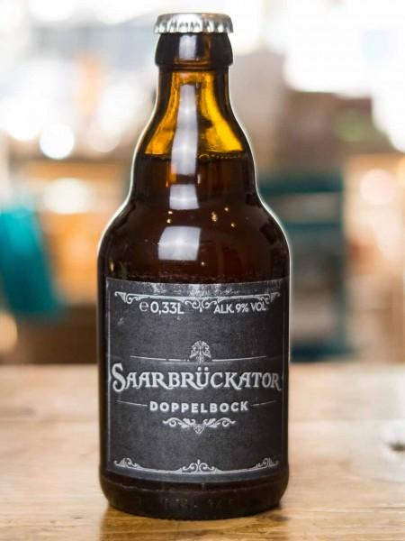 Saarbrückator Doppelbock Bier
