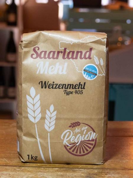 Saarland Mehl Weizenmehl Typ 405