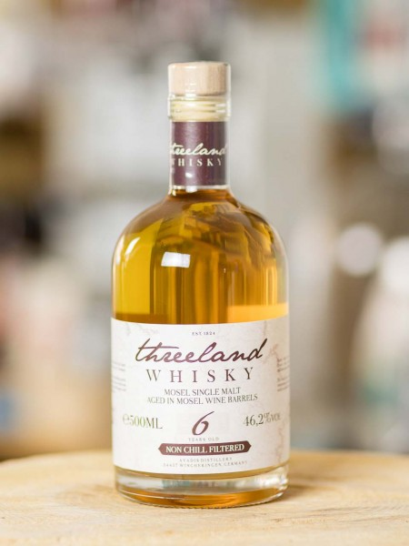 Threeland Whisky Mosel Single Malt 6 years