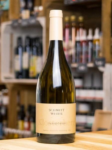 2015 Chardonnay Spätlese Klosterberg Schmitt-Weber