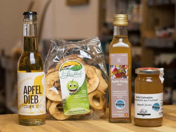 An apple a day Apfel Paket - Beispielzusammenstellung