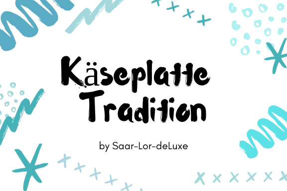 "Käseplatte ""Tradition"""