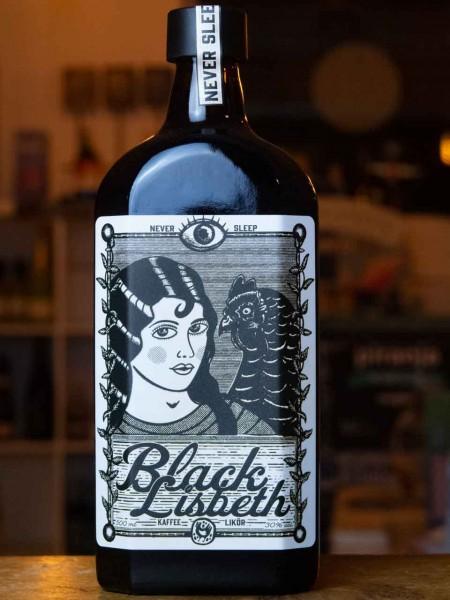Black Lisbeth Kaffeelikör