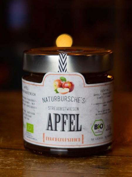 BIO Streuobstwiesen Apfel Aufstrich