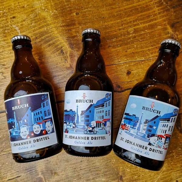 St. Johanner Drittel Bier - Golden Ale