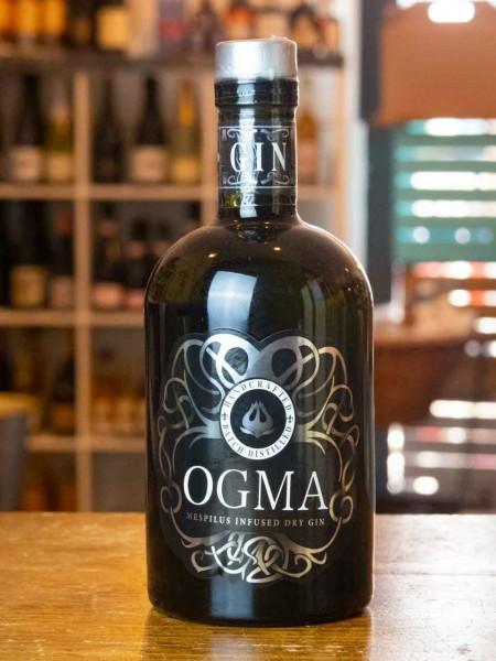 Ogma Gin mit Mispelwein