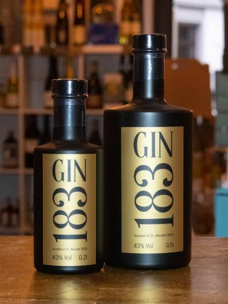 Gin 183 aus St. Wendel