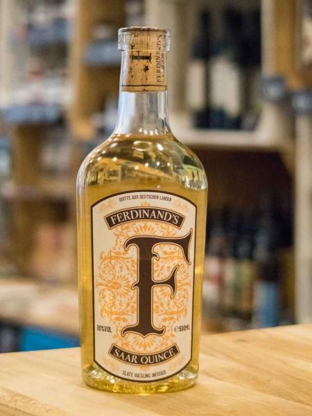 Ferdinand's Saar Quince Quitten Gin