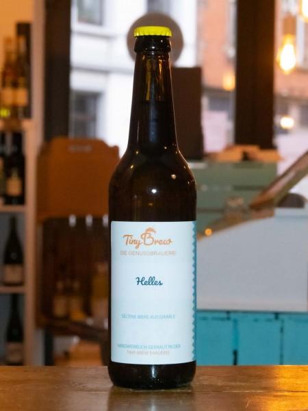 Helles Bier aus St. Arnual