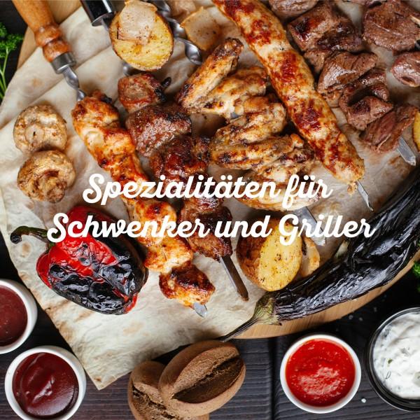 Schwenker- und BBQ-Paket