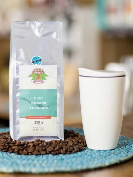 Kaffee Bohnen Cubano Turquino Arabica Pauli Michels