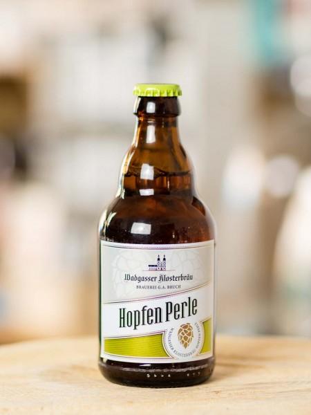 Wadgasser Klosterbräu Hopfen Perle Bruch Bier