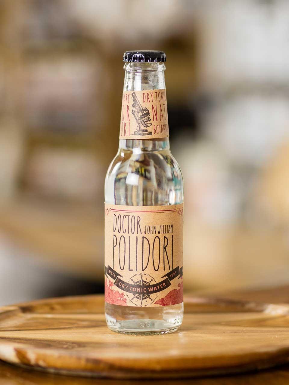 Dr. Polidori\'s Tonic Water   Saar-Lor-deLuxe - 100% regionale ...