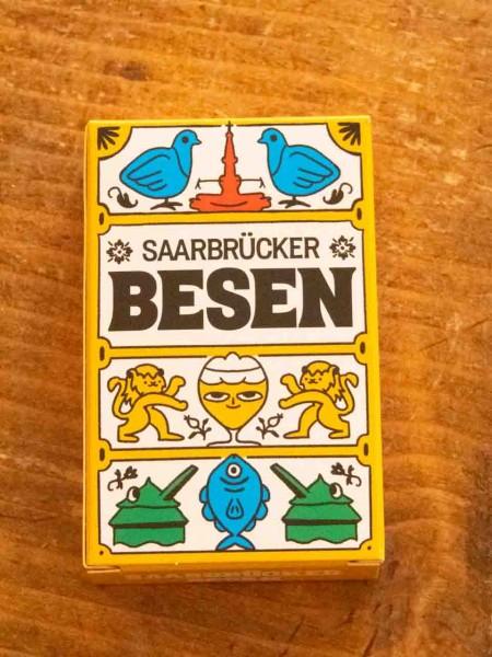 Saarbrücker Besen Kartenspiel
