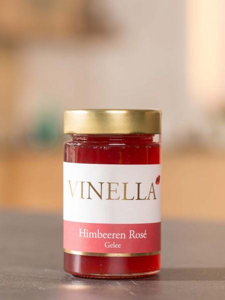 Himbeeren Rosé Gelee