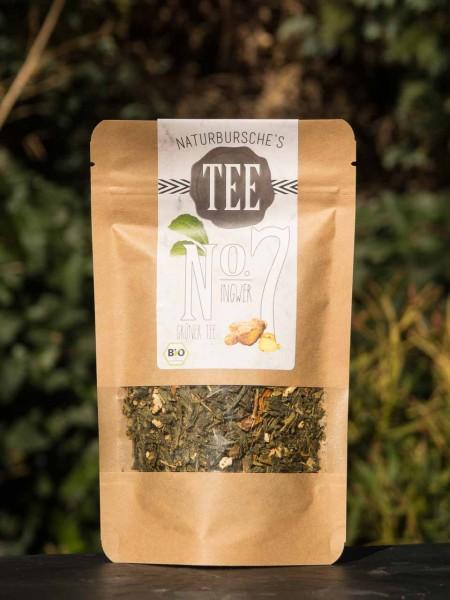 BIO Grüner Tee Ingwer No. 7
