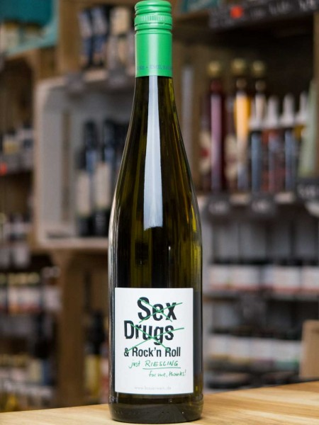 2016 No Sex, Drugs & Rock n Roll - Just Riesling Emil Bauer trocken, Pfalz