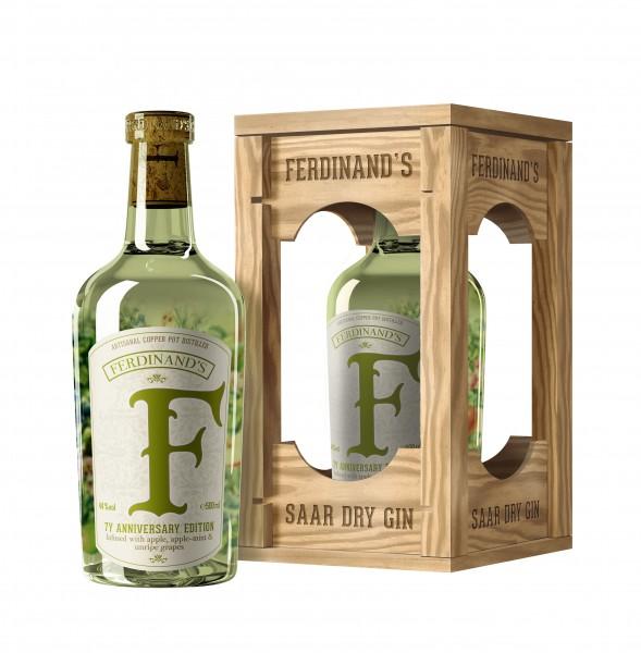 Ferdinand's 7 Jahre Collectors Edition - Saar Dry Gin