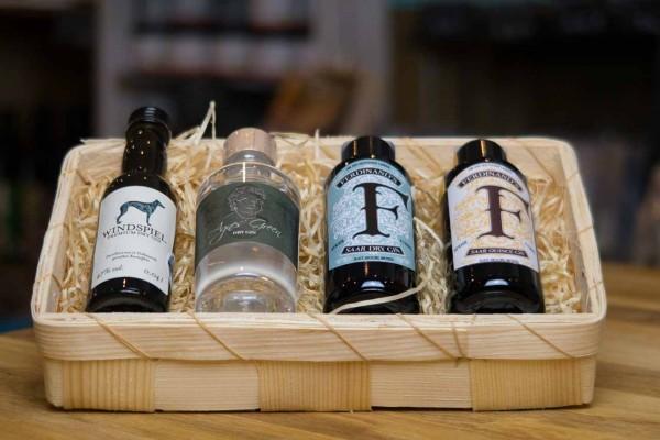 Regionales Gin Miniaturen Set