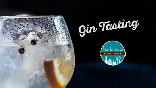 Ticket Gin Tasting 7.2.2020 in Saarbrücken