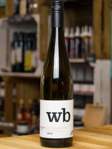 2015 Weißburgunder Chardonnay Aufwind