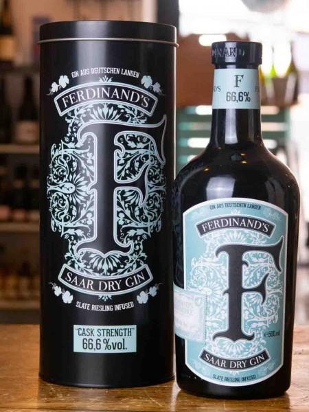 Ferdinand's Saar Dry Gin Fassstärke