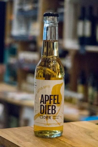 Saarland Apfel Cider Apfeldieb
