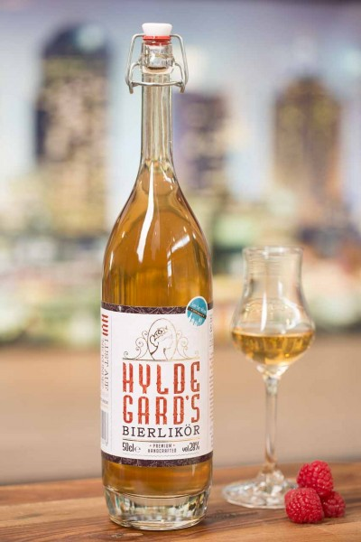 Hyldegard's saarländischer Bierlikör