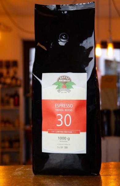 Espresso Trenta Rosso Limited Edition