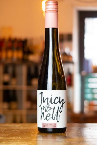 Juicy as hell Riesling Auslese - Süßwein