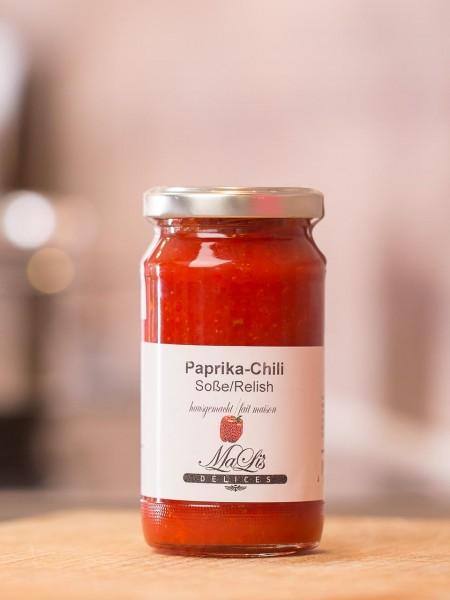 Paprika-Chili Relish