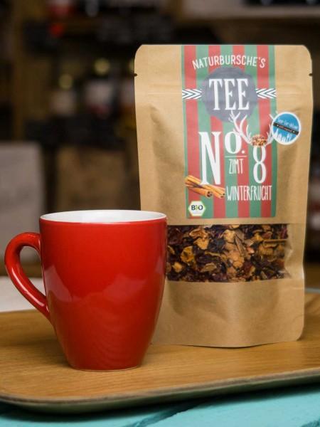 BIO Winterfrucht Tee mit Zimt - Naturbursche