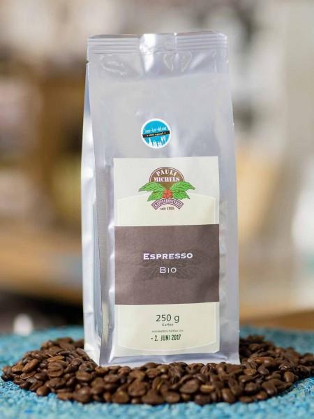 BIO Espresso (Kaffee Bohnen)