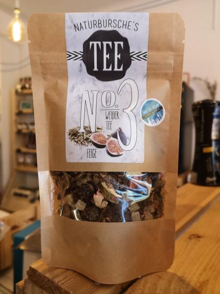 Weißer Tee mit Feige No. 3
