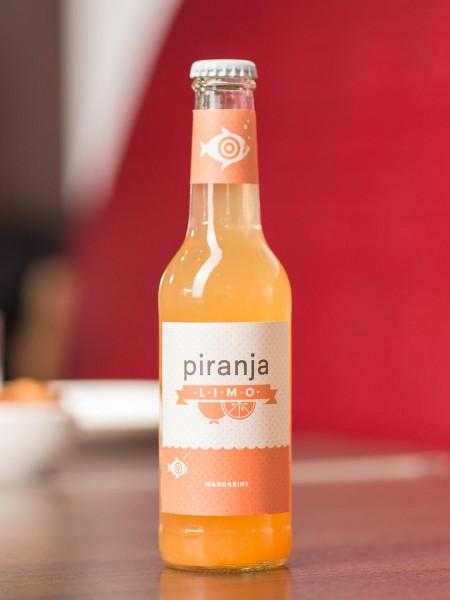 Piranja-Limo Orange-Mandarine