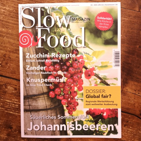 Slow Food Magazin