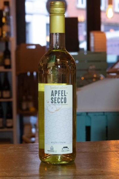 Saarländischer BIO Apfel-Secco